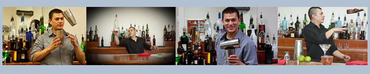 Extreme Flair Bartending Course Mission Valley and San Marcos